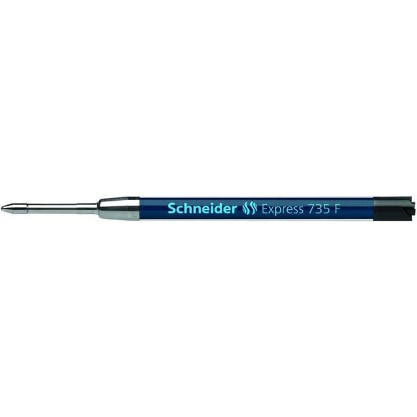 Schneider Kugelschreibermine Express 735 Nr. 7351 F schwarz G2 Großraum