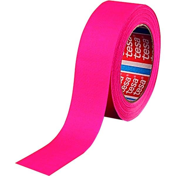 Tesa Gewebeband 19mmx25m neonpink Nr. 04671-51 neon-pink