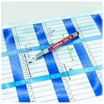 Edding Folienschreiber 152 M blau Strichstärke ca. 1mm non permanent