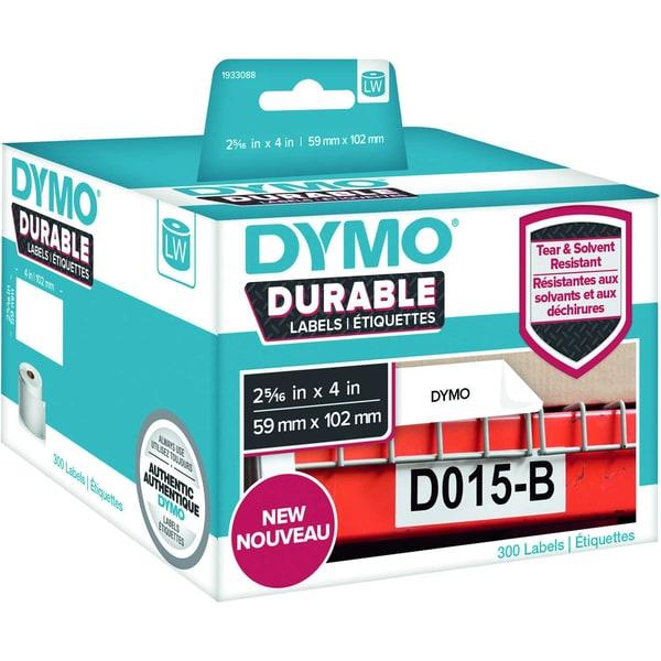 Dymo Adressetikett 1933088 weiß PA 300 Etiketten/Rolle59x102mm