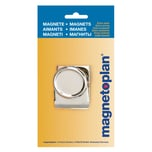 MAG Magnetclip 50mm 16669 silber Pa1St