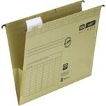 Elba Hängetasche vertic Ultimate braun 100081040 A4 Karton