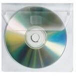 VELOColor CD Hülle 1CD selbstklebend Nr. 2259000 PA 10 StkVerschlussklappe