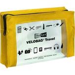 Velobag Reißverschlusstasche Travel A5 Nr. 2705310 PVC gelb/transparent