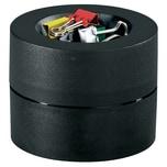 Maul Klammernspender Mauly-spender 3012490 Kunststoff schwarz +Inhalt