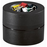 Maul Klammerspender Mauly-spender Nr. 3012490 Kunststoff schwarz +Inhalt