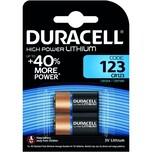Duracell Batterie Photo 123 Ultra M3 Lithium Nr.DUR020320 CR17345 3V 2Stk