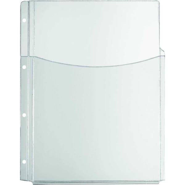 Falken Prospekthülle Premium A4 glasklar Nr. 11298718 20my PVC PA 5Stk