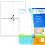 Herma SuperPrint-Etiketten Nr.4250 weiß PA 400 Stk 991x139mm permanent