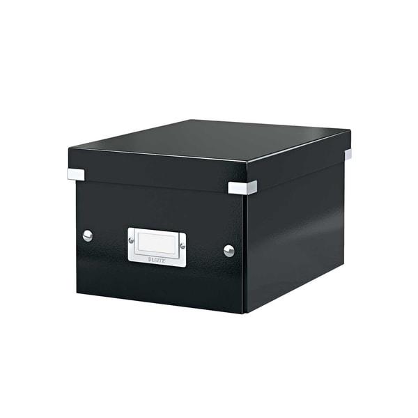 Leitz Archivbox Click & Store A5 schwarz Nr. 6043-95 282x216x16cm