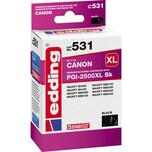 Edding Tintenpatrone 18-531 wie Canon PGI2500XLBK