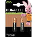 Duracell Akku RECHARGE ULTRA Micro AAA Nr. DUR203815. HR03. 1.2V. 800mAh. PA= 2Stk