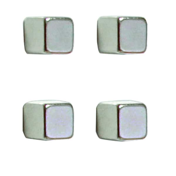 Franken Magnet Würfel Neodym chrom Nr. HMN1010 3.000g 10x10mm PA4St