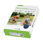 Recyconomic Papier Evolution White A4 80 Nr. 88054052 100er Weiße 500 Blatt