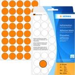 Herma Markierungspunkt 19mm orange Nr. 2254 PA 960 Stück