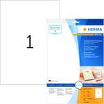 Herma Folien-Etikett Nr. 8964 transparen PA 10Stk 210x297mm