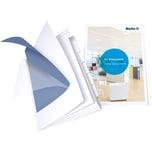 Biella Ordnungsmappe A4 6 Fächer weiß Nr. 324406.01. 240g/m² Karton