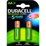Duracell Akku Precharged Ultra Mignon Aa Nr. Dur056978 Hr06 2.400Mah12V 2Stk
