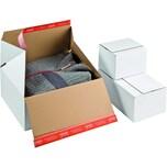 ColomPac® Premium Blitzbodenkarton CP155.155 SK-Verschluss weiß