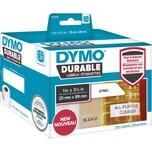 Dymo Adressetikett 1933081 weiß PA 2 x 350 Stück 25x89mm