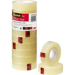 Scotch Klebeband 508 15mm x 33m Nr. 5081533. transparent. PA= 10 Rollen