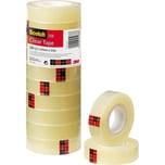 Scotch Klebeband 508 15mm x 33m Nr. 5081533. transparent. PA= 10 Rollen