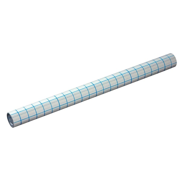 Bucheinbandfolie PP transparent 40cmx5m selbstklebend