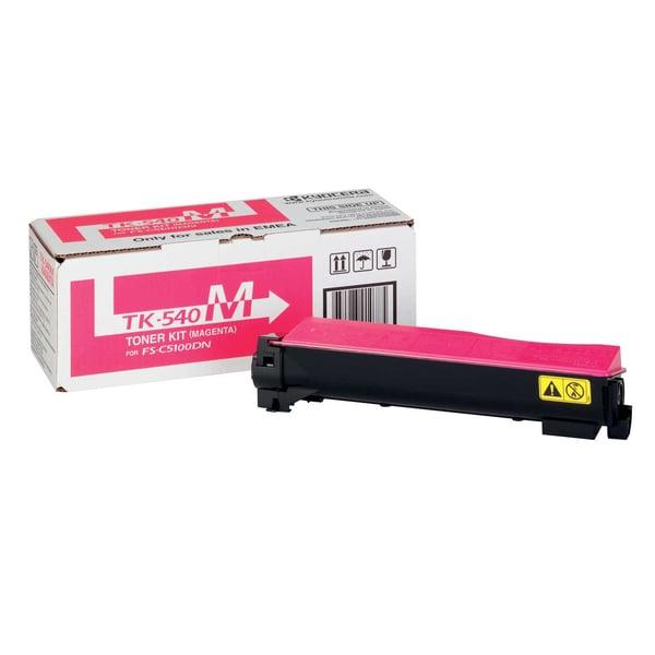 Kyocera Toner Kit TK540M 1T02HLBEU0 magenta f. FSC5100DN