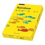 Rainbow Color Paper 80g A3 intensivgelb Nr. 88042390 PA 500 Blatt