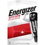 Energizer Knopfzelle 377/376 Silberoxid Nr. E300783102. 1.55V. 24mAh