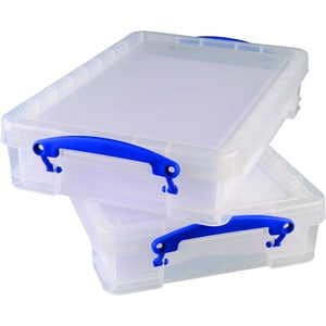 Really Useful Box Aufbewahrungsbox Nr. 4C 39x88x24cm 4 Liter