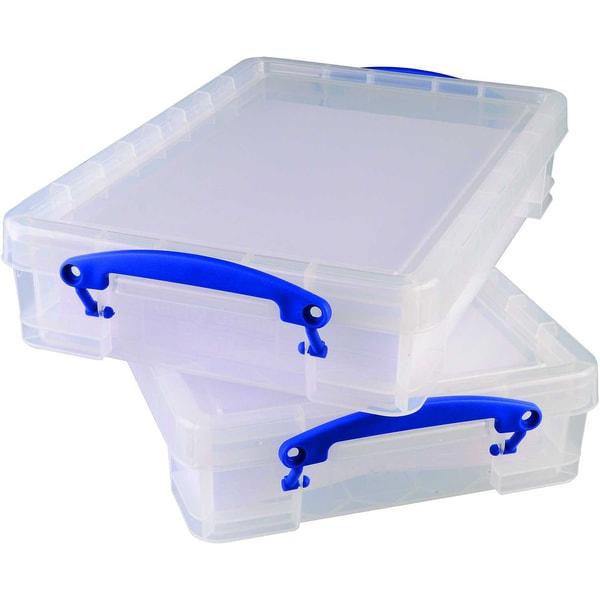 Really Useful Box Aufbewahrungsbox Nr. 4C 39x88x24cm 4 Liter