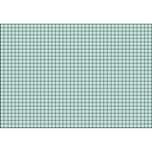 BRUNNEN Karteikarte A5 quer kariert grün Nr. 102250250. PA= 100Stk . 180g