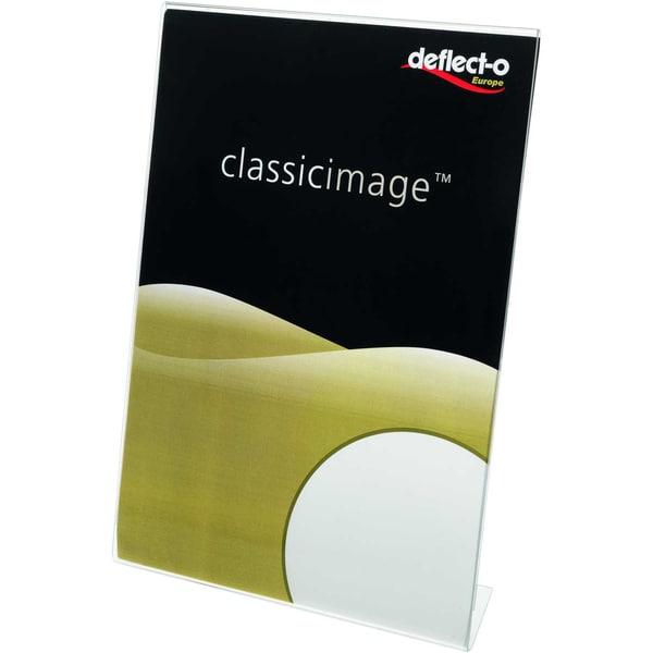 Deflecto Tischaufsteller Classic Image Nr. 47401 211x7x303cm transparent