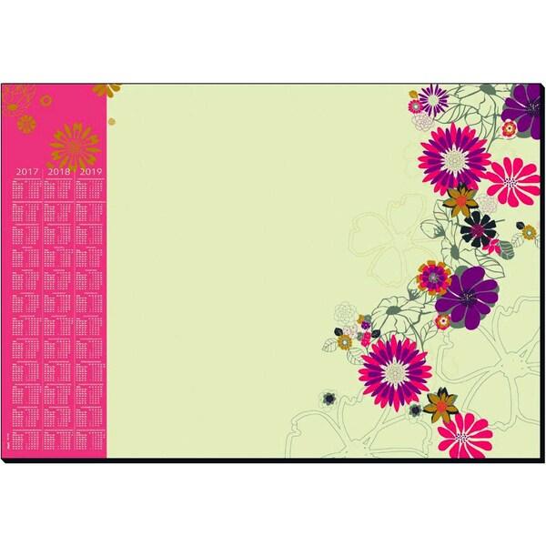 Sigel Schreibunterlage Design Papier Nr. HO430 595X41cm 30Blatt mit Folie