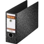 Bene Ordner Spezial A5 75mm grau Nr. 91900SW. Hartpappe