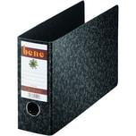 Bene Ordner Spezial A5 75mm grau Nr. 91900SW Hartpappe
