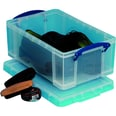 Really Useful Products Archivbox 9C 39x155x24cm transparent