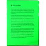 Soennecken Aktenhüllen A4 PP grün glatt Nr. 1470 150my PA50 Stück