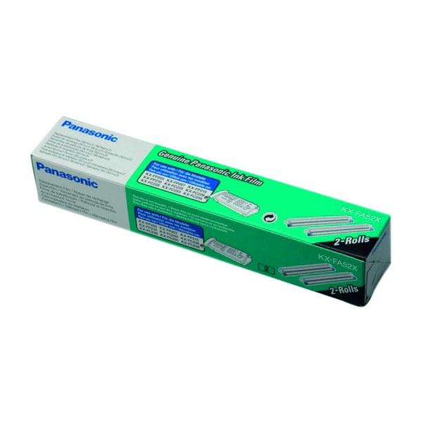 Panasonic Thermotransferfolie KXFA52X für KXFP205 2 St./Pack.