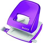 Leitz Locher New NeXXt Wow violett Nr. 5008-20-62 30 Blatt