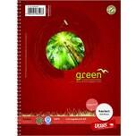 Ursus Collegeblock Green A5 kariert Nr. 608592020 160 Blatt