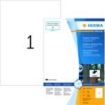 Herma Etikett Outdoor 9543 PA 40 St 210x297mm Folie bedruckbar