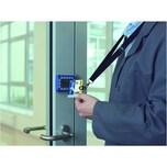 Durable Ausweishalter Card FIX schwarz Nr. 8187-01 mit Textilband PA 10Stück