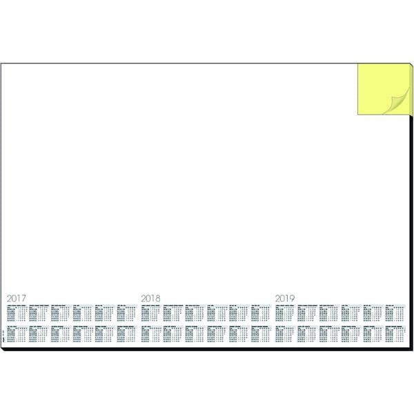 Sigel Schreibunterlage Memo Papier Nr. HO490595X41cm 30Blatt ohne Folie