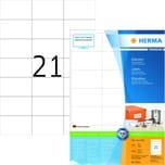 Herma SuperPrint-Etiketten Nr.4616 weiß PA 4.200Stk 70x423mm permanent
