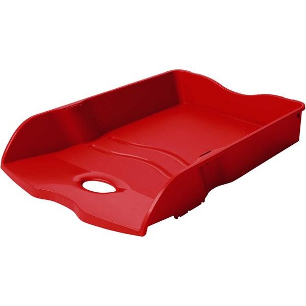 HAN Briefablage Loop A4/C4 PP rot Nr. 10290-17 stapelbar