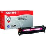 Kores Toner G1236RBR wie HP CF213A 131A 1.800Seiten magenta