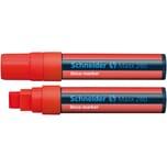 Schneider Kreidemarker Maxx 260 rot Nr. 126002 2-15mm Keilspitze