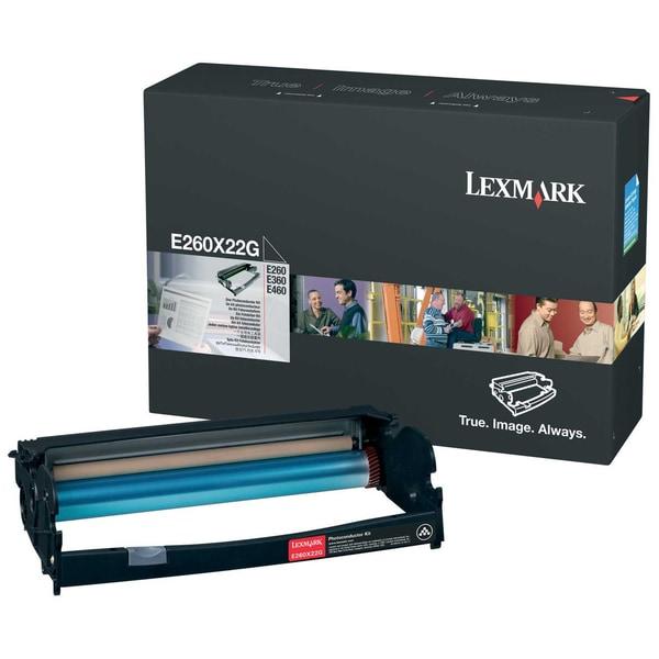 Lexmark Photoleiter E260X22G 30.000S.